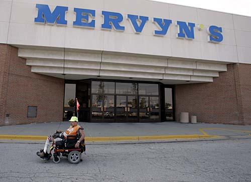 Mervyn's Bankruptcy