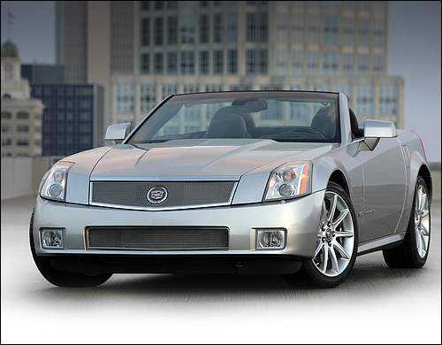 Cadillac Xlr 2011. 2011 2009 Cadillac Xlr