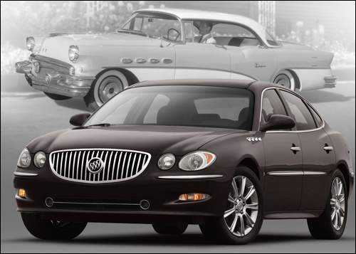 Review 2008 Buick LaCrosse Super