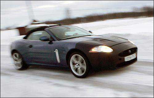 Jaguar Xk Coupe Cabrio. 2008 Jaguar XKR