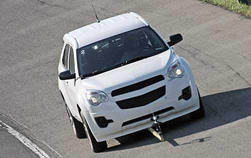 2010 chevy equinox nearly ready for dealers ford inside for General motors dealership near me