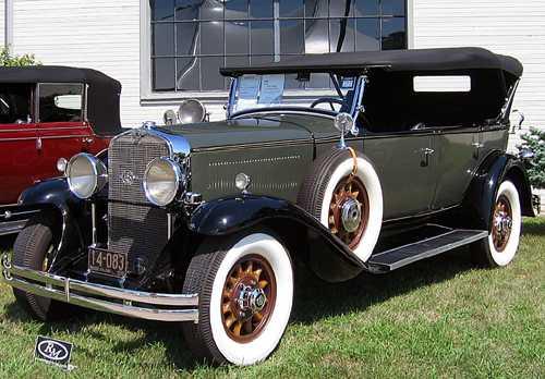 سيارات قديمة جدا بس روووووعة...... 30lasalle